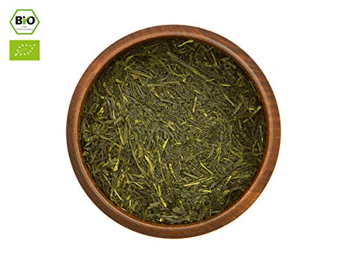 Keiko Japanischer Grüner Tee Shincha Yakushima First Flush, 50 g. Bio Qualität. Loser Tee, Frische-Beutel, Aroma-Schutz. Kagoshima Japan