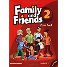 ‏‪Family and Friends 2 Class Book‬‏