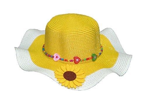 Pisco Damen Sonnenhut gelb