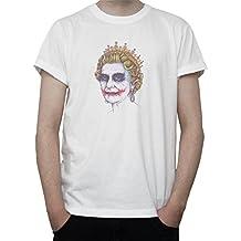 Queen Elizabeth Royal Family Joker Mens T-Shirt