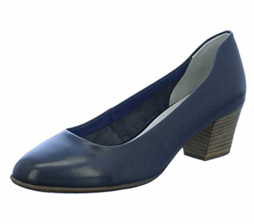 Tamaris 1-22302-28 Damen Pumps Blau, EU 38