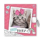 2019Secret Agenda Chatons chiots de cadeau de Noël Rose Vert Filles Chiens Chats Lock Pink Kitten