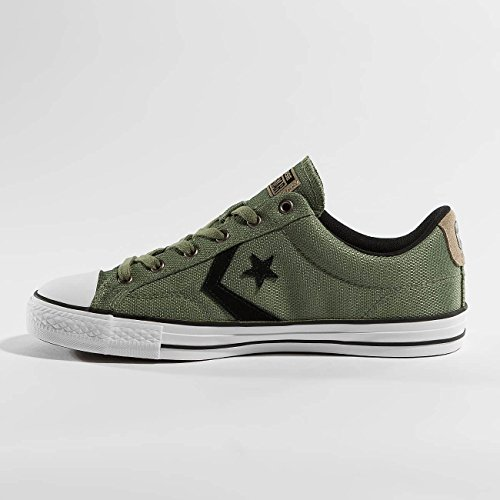 Converse Homme Chaussures / Baskets Star Player Olive