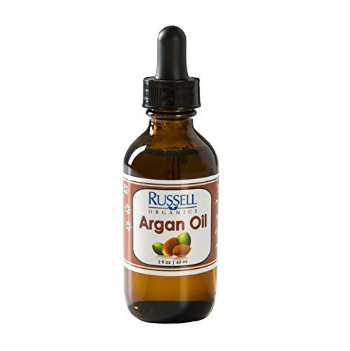 Russell Organics Argan Oil - For Skin Care and More - Cruelty...