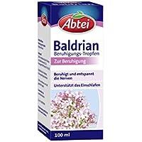 Abtei Baldrian Beruhigungs-Tropfen, 100 ml, 2-er Pack (2 x 100 ml) preisvergleich bei billige-tabletten.eu