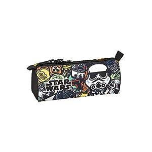 Star Wars Galaxy Oficial Estuche Escolar 210x70x80mm 5