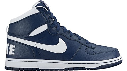 Turnschuhe 336608 Navy Nike Blau 410 Herren white Basketball midnight qZxCC4IwT