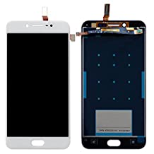 ORIGNAL(Tested) Vivo V5s (Vivo 1713) IPS LCD Display With Touch Screen Digitizer Glass Combo [white]