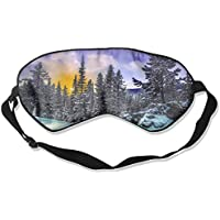Sunset Sky Cloud Tree Sleep Eyes Masks - Comfortable Sleeping Mask Eye Cover For Travelling Night Noon Nap Mediation... preisvergleich bei billige-tabletten.eu