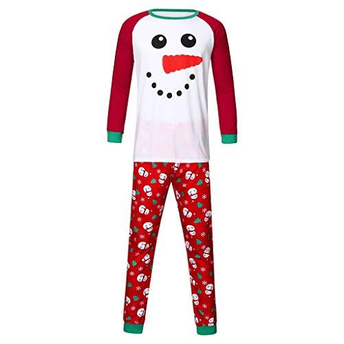 Conjunto De Camiseta Top Pantalones Hombre Pijamas