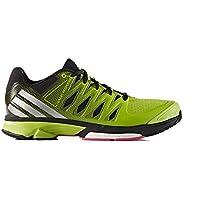 adidas Energy Boost Voleibol 2.0–eqtblu/msilve/sesosl, tamaño: 9.5