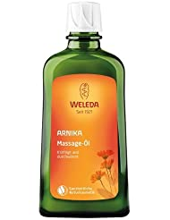Weleda Huile pour massage à l'arnica 200ml