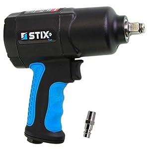 Llave de impacto STT-15 doble mecanismo de impacto 1/2 pulgada neumática 1500 Nm