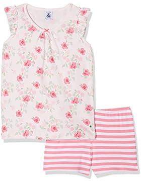 Petit Bateau Mondaine, Conjuntos de Pijama para Niñas