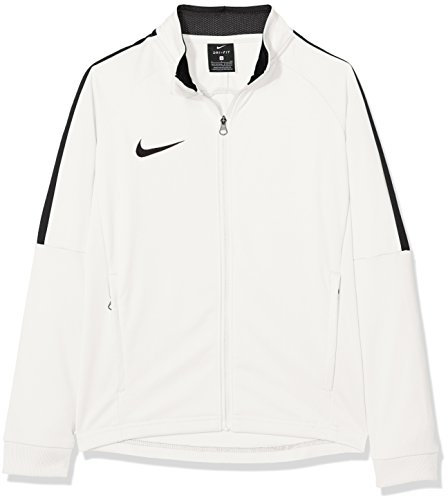 Nike Kinder Dry Academy18 Football Jacket, Black/Anthracite/White, L