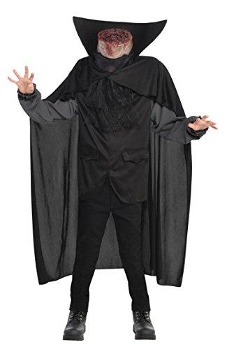 Zehn Kostüm Jahren Männer - amscan 845709-55Kostüm Jungen Mann ohne Kopf, 8-10Jahre
