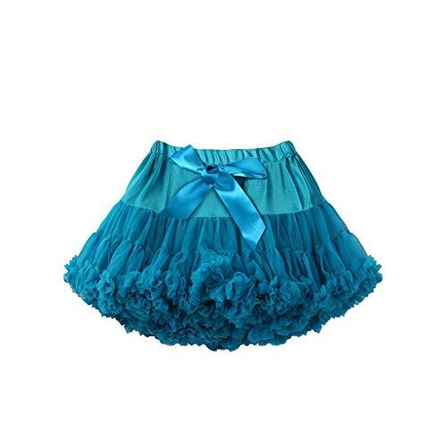 (OverDose Boutique 50er Jahr Rockabilly Damen Rock Petticoat Reifrock Prinzessin Mädchen Unterrock Faltenrock Kilt Mesh Tanzparty Tanz Ballett Tutu Skirts Röcke)