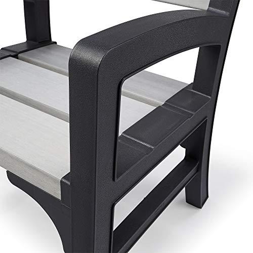Keter Lounge Sofa, Montero Gartenbank - 5