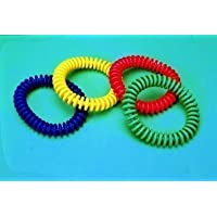 Garden Games Telephone Wire Style Flexible Easier Grip Twisting/Tossing Fun Ring