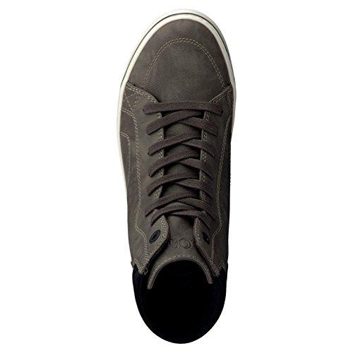 s.Oliver Damenschuhe 5-5-25208-27 Damen Sneaker, Schnürboots, Boots, Stiefeletten Grey