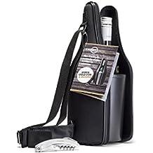 Cellardine CaddyO Wine Bottle Chiller - Black