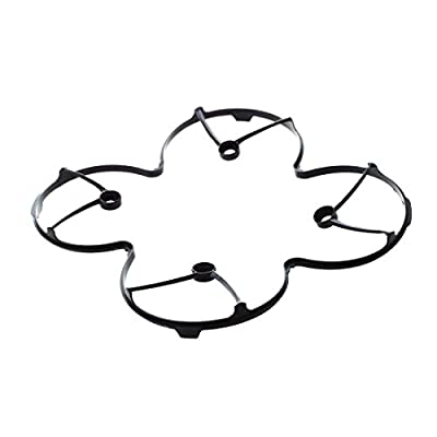 Propellers sets - SODIAL(R) 3 x Propellers sets or replacement blades for Hubsan X4 H107L, H107C, H107D, Nanodrone VCAM, V2 and Skyview (green and black)