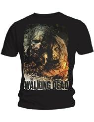 The Walking Dead Poster T-Shirt Neu