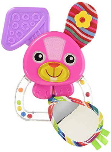 Image of Lamaze Bella the Bunny Rattle