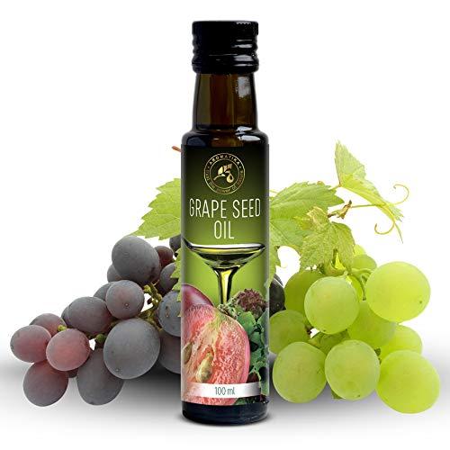 Aceite de Semilla de Uva 100ml - Refinado - Italia - 100%...