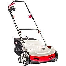AL-KO Elektro-Vertikutierer Combi Care 38 E Comfort, 38 cm Arbeitsbreite, 1300 W Motorleistung, für Flächen bis 800 m², Arbeitstiefe 5-fach zentral verstellbar, inkl. Fangsack und Lüfterwalze