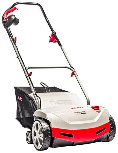 AL-KO Combicare 38 E Comfort Arieggiatore+Scarificatore (doppio rullo) elettrico 1300watt.Lavoro 38cm.Cesto 55l tela.Ideale 800mq.
