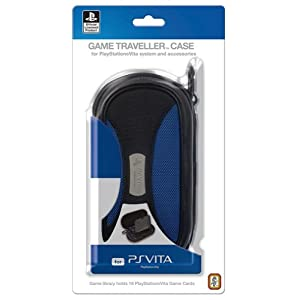 PS Vita – Tasche PSV140 Schwarz / Blau