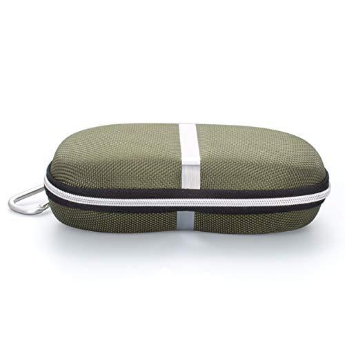 KLTTJ-Outdoor Tragbare Sonnenbrille-Box Sonnenbrille-Box Männer Und Frauen Geld Reißverschluss-Taschen Sex-Kiste.
