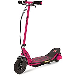 Razor Kids' Power Core E100 Electric Scooter, Pink, Medium