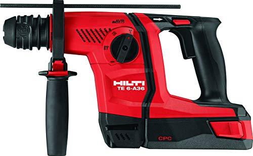 HILTI - Trapano senza fili SDS-Plus HILTI TE 6-A36 + 2 batterie + caricatore HILTI