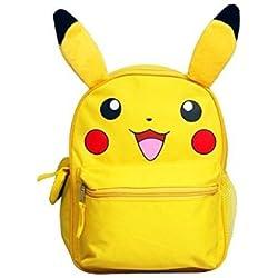 Mochila pequeña–Pokemon–Pikachu,mochila para escuela nueva 839687-2