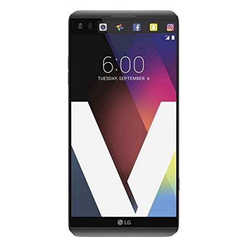 LG V20 - 4G LTE (Factory Unlocked) Android OS 64GB 5.7-Inch 16MP + 8MP, - International Version, TITAN