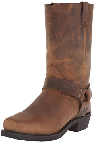 Dingo Men's Dean Western Boot - Dingo Leder Fashion Stiefel