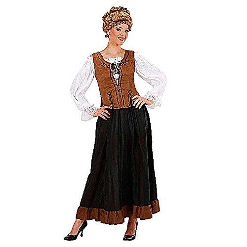 rn-Kostüm für Damen, Größe M (Bauer Kostüm)