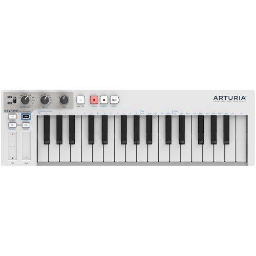 Clavier Midi/séquenceur polyphonique Arturia Keystep 430201-32 touches - Petit forma