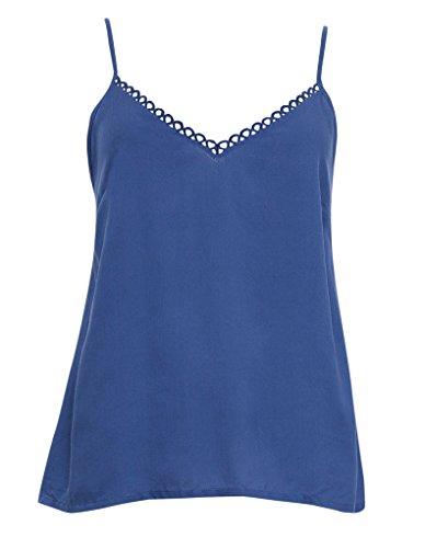 Cyberjammies Bow, Pantalon de Pyjama Femme Blau (Blue Blue)