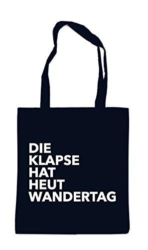 Certified Freak Die Klapse Hat Heut Wandertag Bag Black