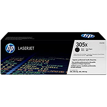 HP 305X Toner Noir Grande Capacité Authentique (CE410X)