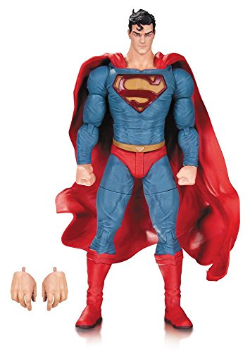 DC Comics Designer Series: Lee Bermejo Superman Action Figure (Lex Luthor Toy)
