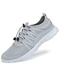 00cf874bc1ee Ritiriko Mens Trainers Road Running Shoes Athletic Sneakers for Walking Gym  Sport