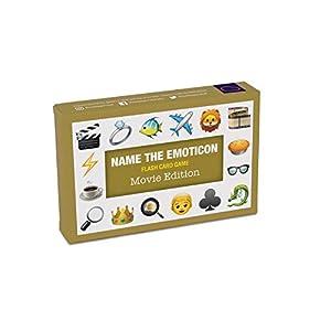 Bubblegum Stuff BG1804 Name The Emoji Game-Movie, Nailon/A