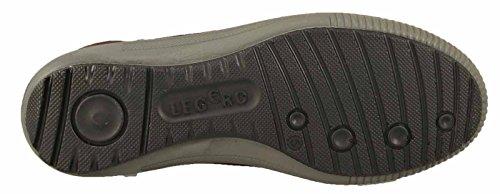 Legero 300619 TANARO Damen Hohe Sneakers Bordeaux