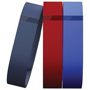 Fitbit Flex Set 3 Braccialetti Ricambio, Taglia S