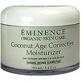 Eminence Organic Skincare Coconut Age Corrective Moisturizer, 8.4 Ounce