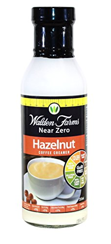 Walden Farms Wald Coffee Creamer Hazelnut Sugar Free 12 Oz (Pack Of 6) by Walden Farms